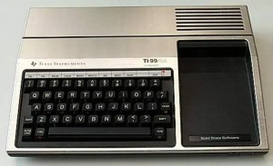 Texas Instruments Home Computer