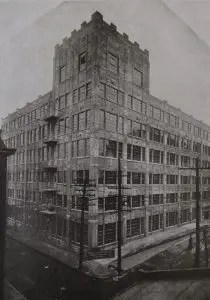 Crunden-Martin Manufacturing Co. in 1923.
