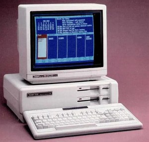 Tandy computers - Tandy 1000SX