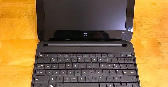 Upgrading an HP Mini 110 to Linux Mint 17