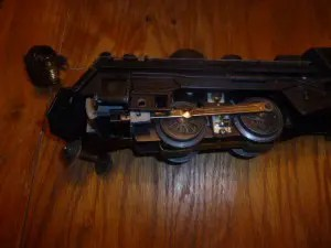 Marx 666 motor removal