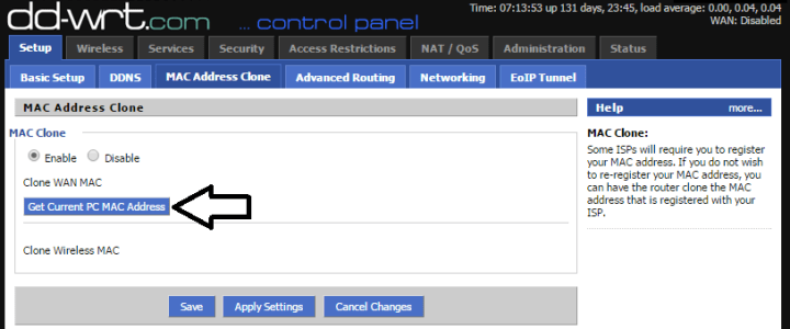 When DD-WRT doesn't work with Charter