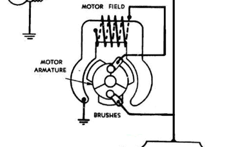 Wire a Lionel motor without an e-unit