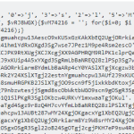 Any unreadable PHP content like this one is up to no good.