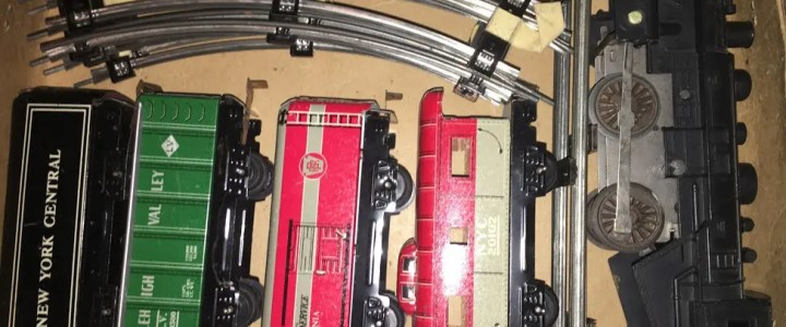 Marx train set 452