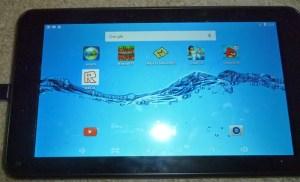 Digiland tablet model DL718M