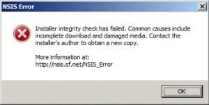 nsis_error