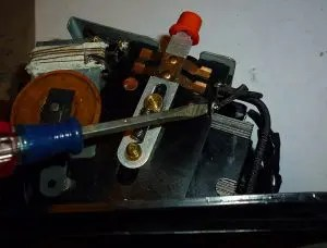 replace a Lionel RW rectifier disc with a diode