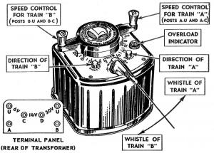 wiring a lionel kw transformer the silicon underground Mth Tiu Wiring Diagram wiring a lionel kw transformer