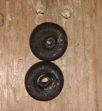 Restoring Tootsietoys - wheels