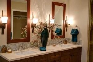 Fix bathroom light flickering