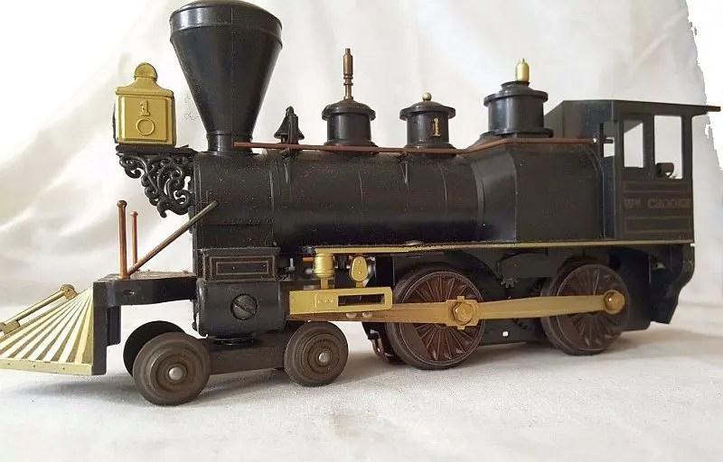 Marx William Crooks locomotive