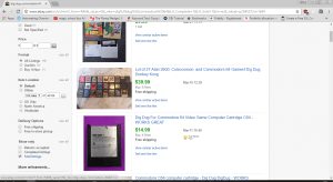 Are Commodore 64 games worth anything?