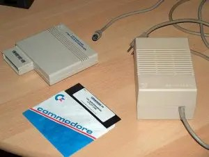 Commodore RAM expansion units - model 1764