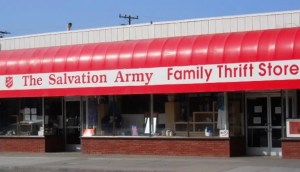 St. Louis thrift stores -Salvation Army