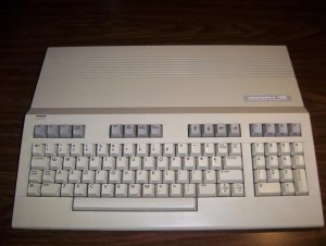 A Commodore 256 never existed in this form