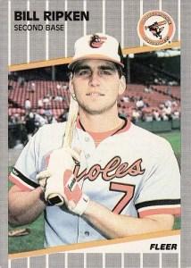 Most valuable baseball cards of the 1980s: Billy Ripken