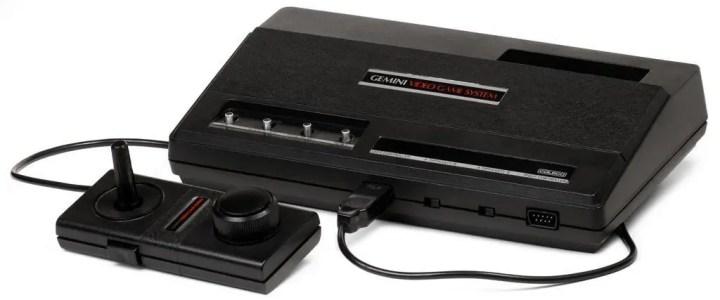 Coleco Gemini: An Atari 2600 clone from 1983
