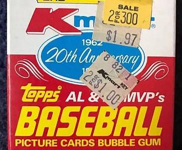 Least valuable baseball cards