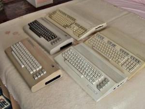 Commodore 64 vs 64C