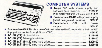 Commodore computer models - C-65