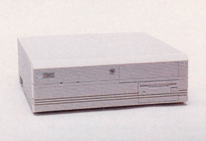 Commodore computer models - Amiga 4000
