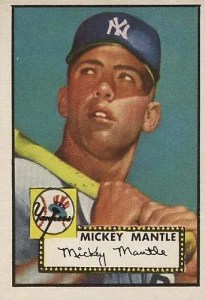 baseball card brands - Topps