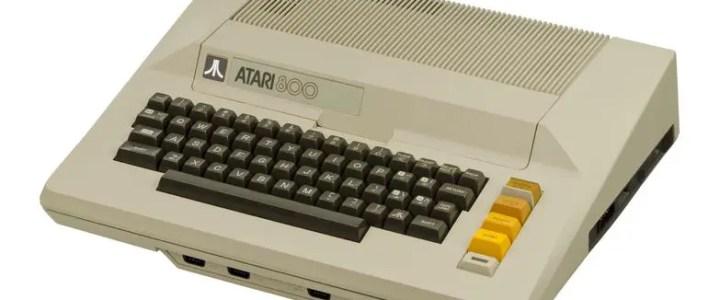 Atari 800 vs 800XL