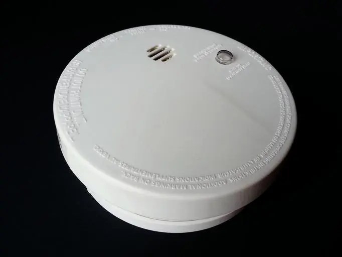 house didn't pass inspection? Check smoke detectors.