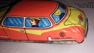 Nomura tin cars trademark