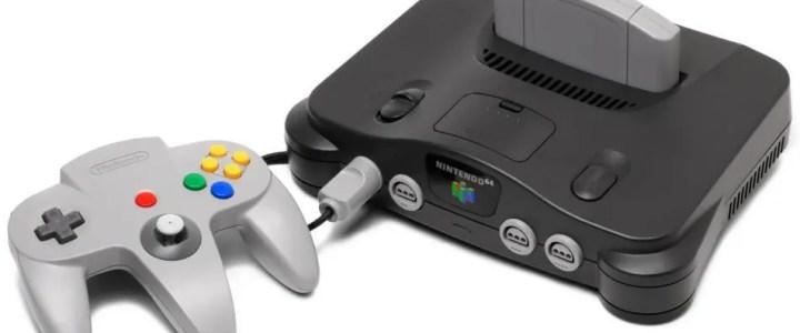Commodore 64 vs Nintendo 64