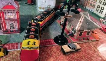 The Marx 21 Santa Fe diesels - The Silicon Underground