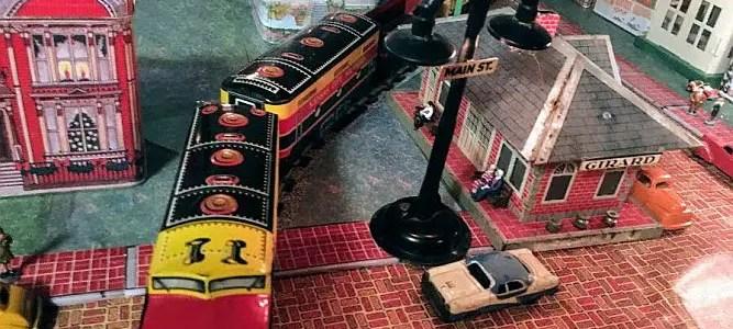 Marx train runs slowly? Some troubleshooting tips