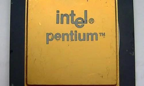 In defense of Intel, a little