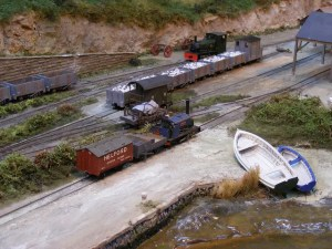 On30 scale vs HO scale