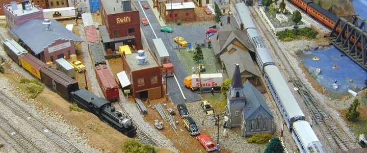 What is HO scale? Read on.