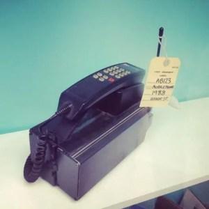 1980s technology - cellular phone