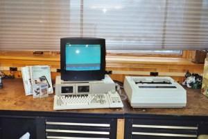 Coleco Adam Computer
