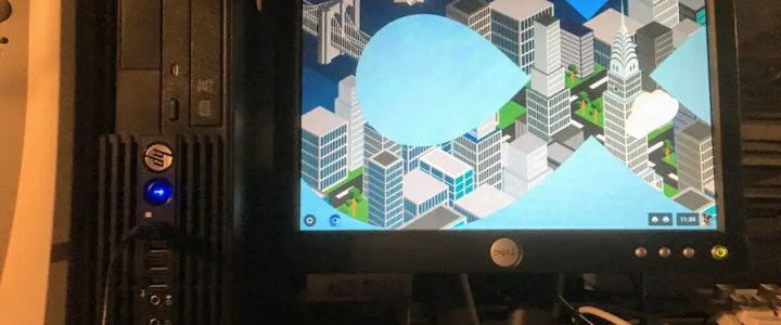 Install Chrome OS on an old laptop or PC