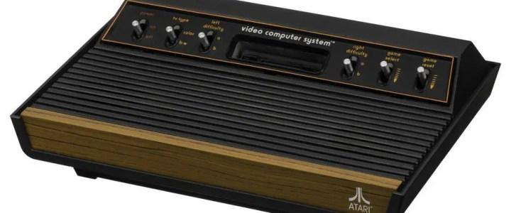 Connect Atari to modern TV sets