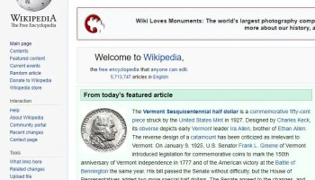 Congratulations to Wikipedia for two Webby nominations - The