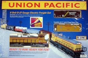 K-Line trains