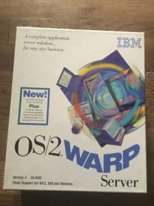 OS/2 Warp Server