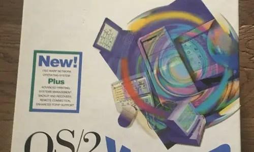 OS/2 Warp: A tribute