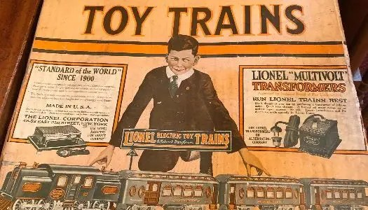 Who owns Lionel Trains?