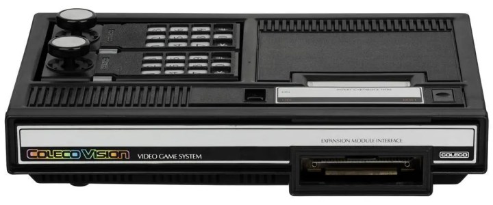 Colecovison: the hard-luck 1982 console