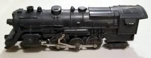 Marx 1829 locomotive