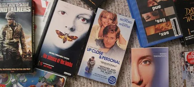 Are VHS tapes worth collecting?