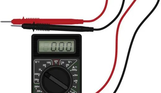 How to find positive and negative DC wires
