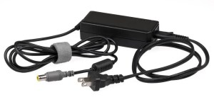 How long does a laptop AC adapter last?